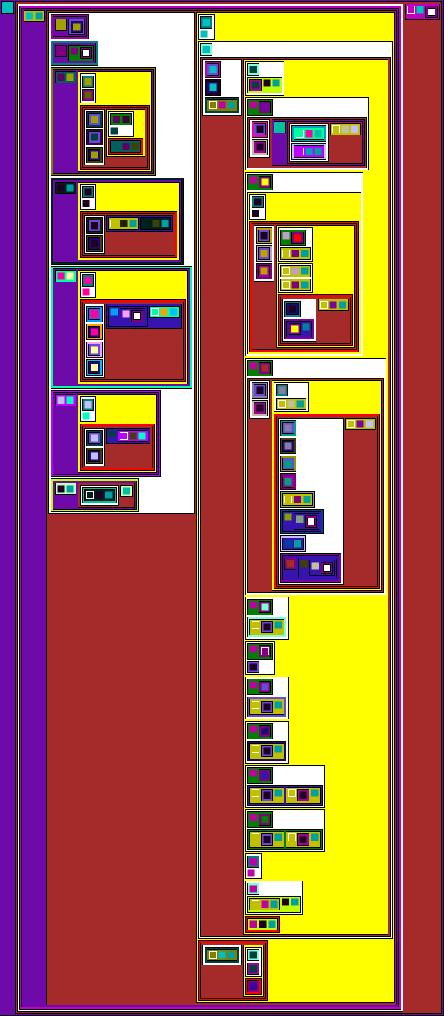 pixley.pix as Nested Rectangles