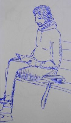 Reader, Parc George Brassens